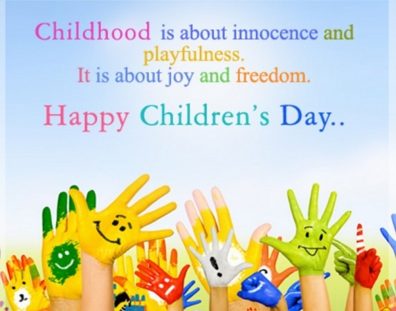 Children day Poem in hindi