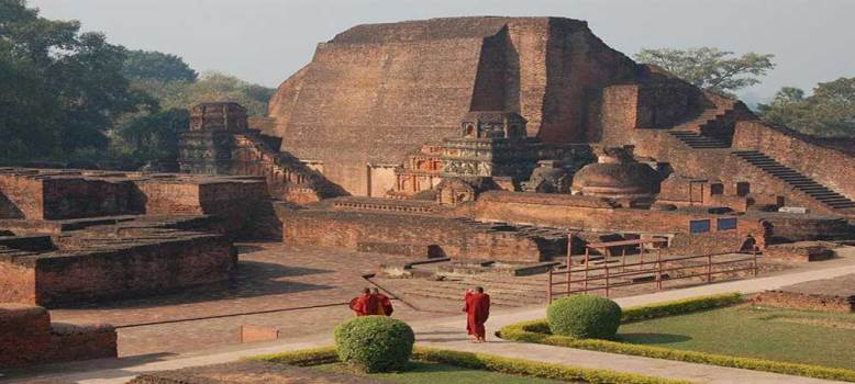 Why Nalanda university destroyed in hindi