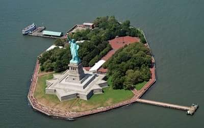 History and Intresting fact of  Statue of Liberty in Hindi