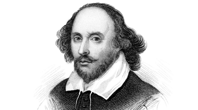 William Shakespeare prerak prasang