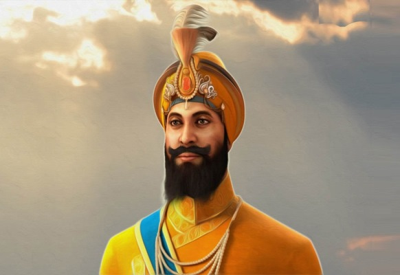 Guru Govind singh prerak prasang in hindi