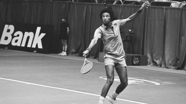Arthur Ashe's Prerak Prasang in hindi