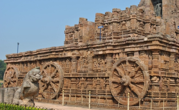 Intresting fact about konark temple in hindi