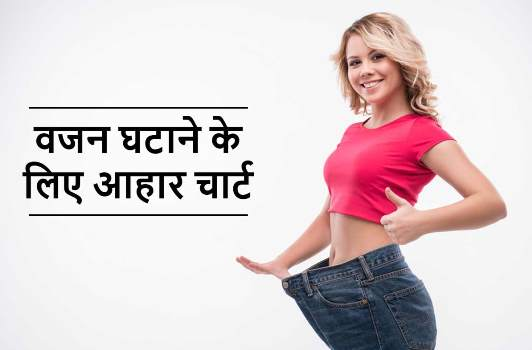 healthy diet plan to lose weight in hindi